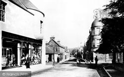 Comrie, Drummond Street 1904