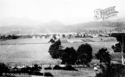 Comrie, From South 1904