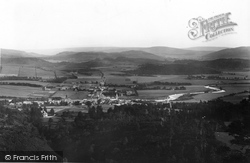 Comrie, From The Melville Monument 1899