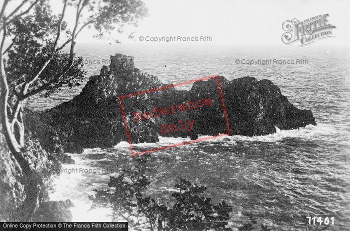 Photo of Conca Dei Marini, Capo Di Conca c.1920