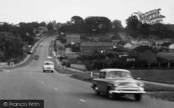 Congleton, And Clayton Bypass c.1960