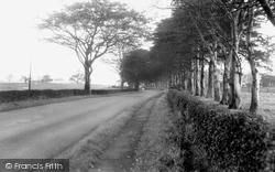 Congleton, Buxton Road c.1960