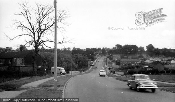 Photo of Congleton, Clayton Bypass c.1960