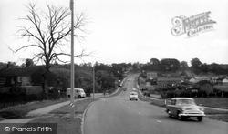Congleton, Clayton Bypass c.1960