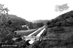Congleton, Dane Valley Bridge 1898