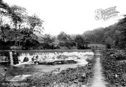 Congleton, Dane Valley Weir 1898