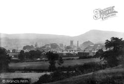 Congleton, From West Fields 1902