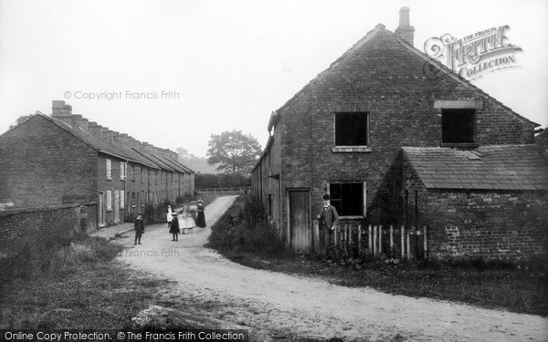 Photo of Congleton, Havannah, The Deserted Village 1898