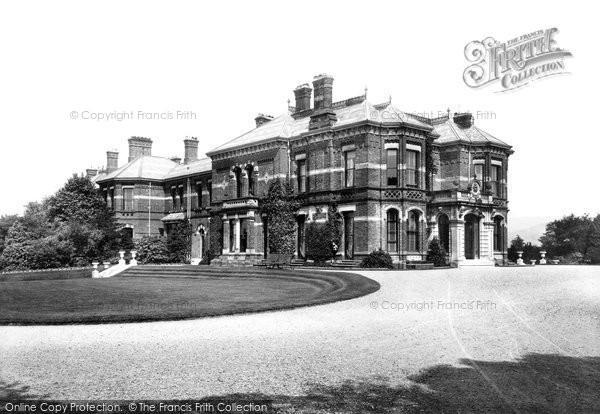 Photo of Congleton, Henshall Hall 1898