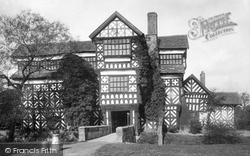 Congleton, Little Moreton Hall 1897