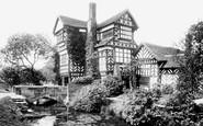 Congleton, Little Moreton Hall 1902