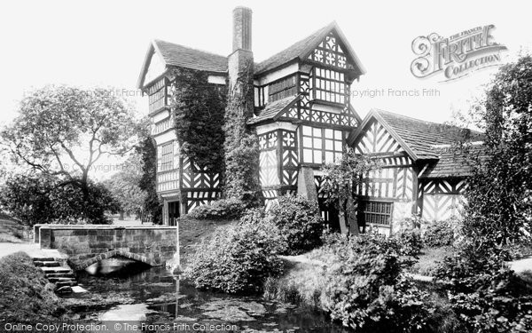 Photo of Congleton, Little Moreton Hall 1902, ref. 48670