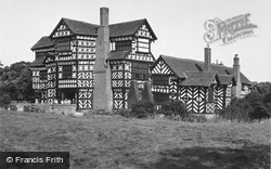 Congleton, Little Moreton Hall 1953