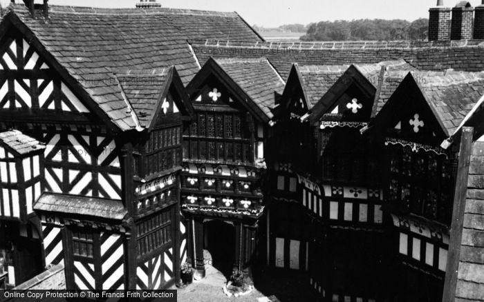 Photo of Congleton, Little Moreton Hall 1953