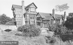 Congleton, Little Moreton Hall c.1955