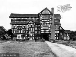 Congleton, Little Moreton Hall c.1955