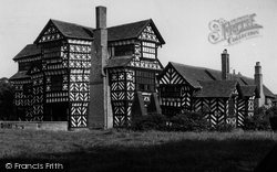 Congleton, Little Moreton Hall c.1965
