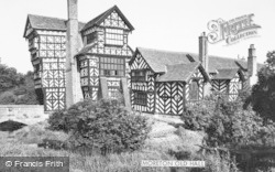 Congleton, Little Moreton Hall c.1965