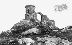 Congleton, Mow Cop Castle 1898