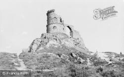 Congleton, Mow Cop Castle c.1960