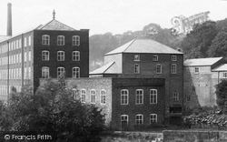 Congleton, Old Mill 1902