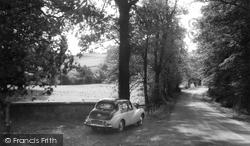 Congleton, Radnor Bank Road c.1960