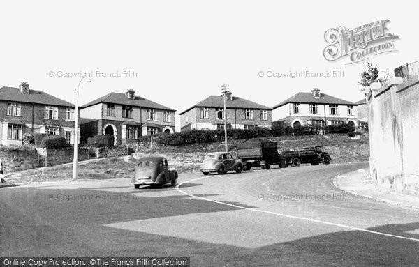 Photo of Congleton, Rood Hill c.1950