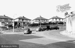 Congleton, Rood Hill c.1950