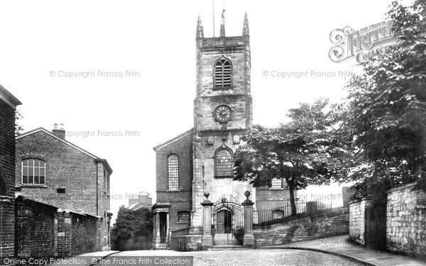 Photo of Congleton, St Peter's Church 1898