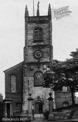 Congleton, St Peter's Church 1898