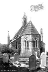 Congleton, St Stephen's Church 1898
