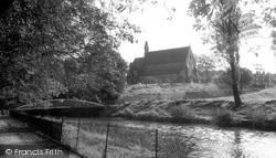 Congleton, St Stephen's Church c.1960