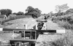Congleton, The Canal c.1965