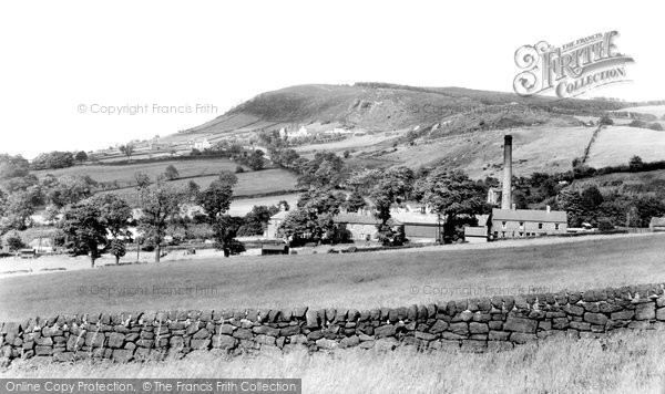 Photo of Congleton, The Cloud And Timbersbrook c.1950
