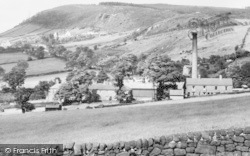 Congleton, The Cloud And Timbersbrook c.1950