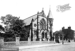 Congleton, The Congregational Church 1898
