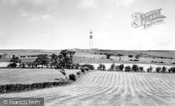 Congleton, The Gpo Tower c.1965