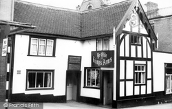 Congleton, The King's Arms c.1965