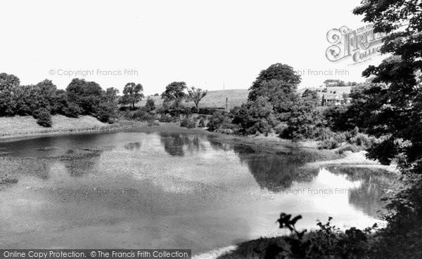 Photo of Congleton, The Lakes c.1965