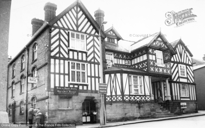 Photo of Congleton, The Lion And Swan c.1965