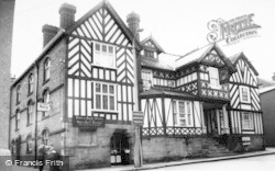 Congleton, The Lion And Swan c.1965