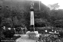 Congleton, The Market Cross 1902