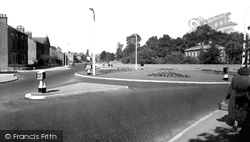 Congleton, The Roundabout c.1960