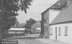 Coningsby, Hardware Shop c.1955