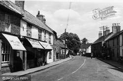 Coningsby, High Street c.1955