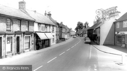 High Street c.1965, Coningsby