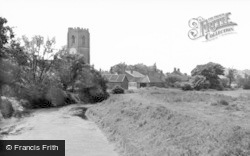 River Bain c.1950, Coningsby