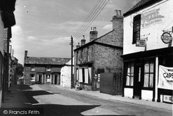 Coningsby, Silver Street c.1955