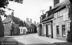 Silver Street c.1955, Coningsby