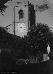 Coningsby, St Michael's Church c.1955